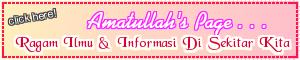 Amatullah's Page